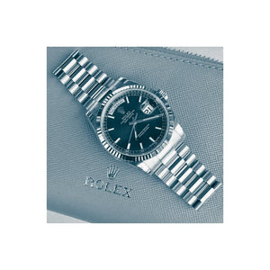 Rolex Oyster RO445 Automatic - Men's Chain Watch - Bejewel