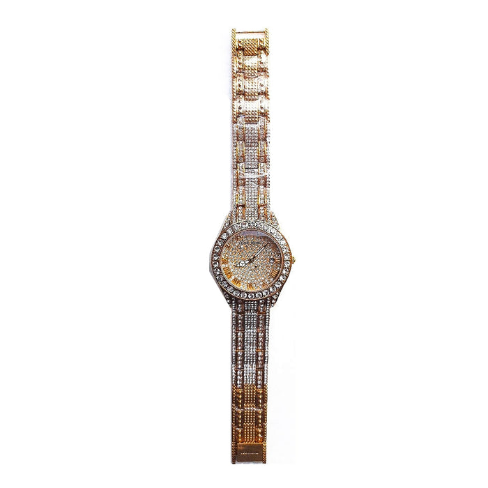 Look World LW491 Women's Chain Watch - Bejewel