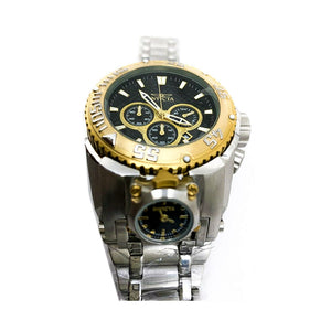 Invicta IV354 Chronograph - Men's Chain Watch - Bejewel