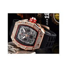 Load image into Gallery viewer, Richard Mille RM319 Chronograph - Men's Rubber Watch - Bejewel