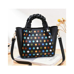 WH511 Women's Fashion Handbag - Bejewel