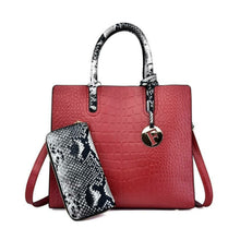 Load image into Gallery viewer, WH349 Women's Fashion Handbag - Bejewel