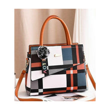 Load image into Gallery viewer, WH544 Women's Fashion Handbag - Bejewel