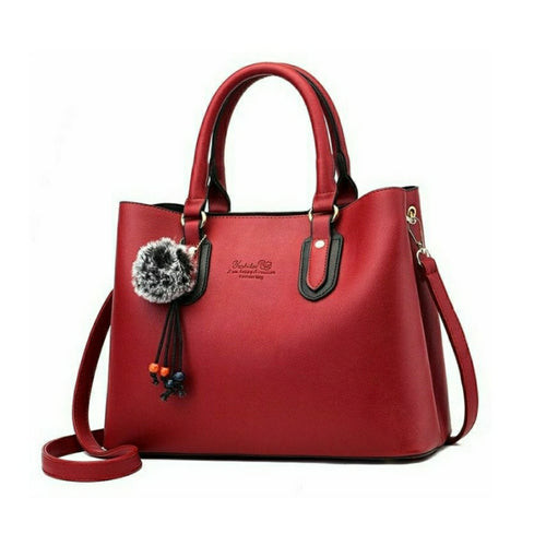 HB473 Women's Fashion Handbag - Bejewel