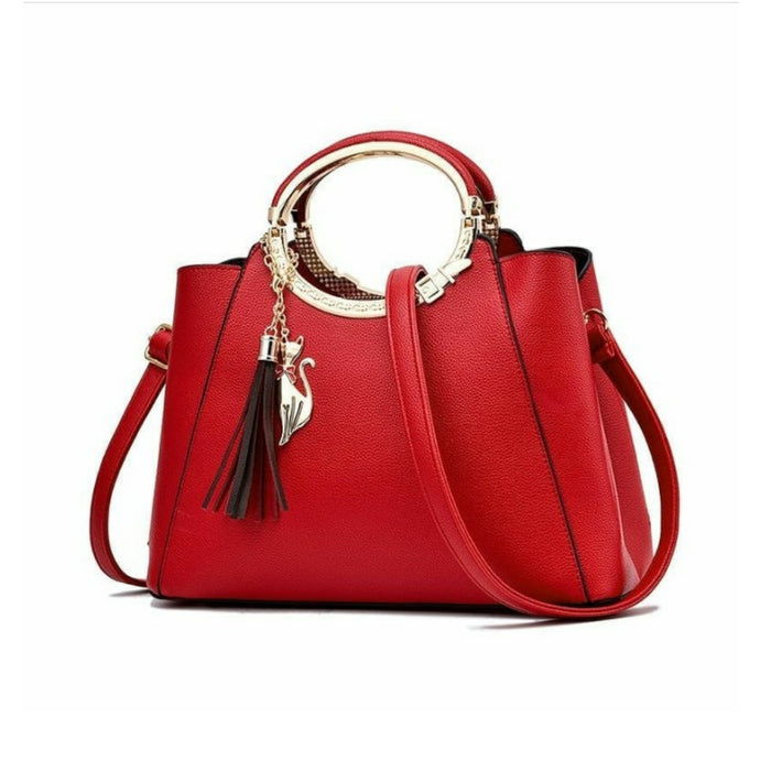 HB297 Women's Fashion Handbag - Bejewel