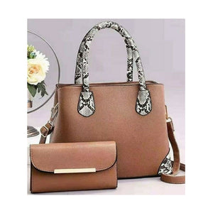 HB969 Women's Fashion Handbag - Bejewel