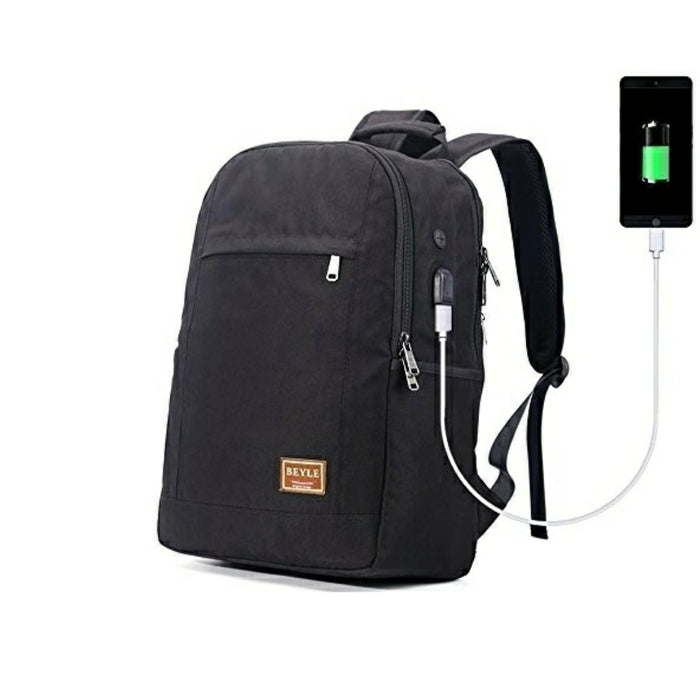 BP495 Laptop And Document Backpack - Bejewel