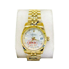 Load image into Gallery viewer, Rolex Oyster RO358 Automatic - Women's Chain Watch - Bejewel