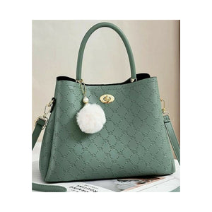 HB775 Women's Fashion Handbag - Bejewel
