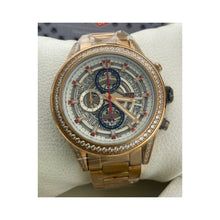 Load image into Gallery viewer, TH322 Automatic Chronograph - Men's Chain Watch - Bejewel
