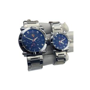 FR273 Couples Chain Watch - Bejewel