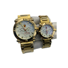 Load image into Gallery viewer, FR273 Couples Chain Watch - Bejewel