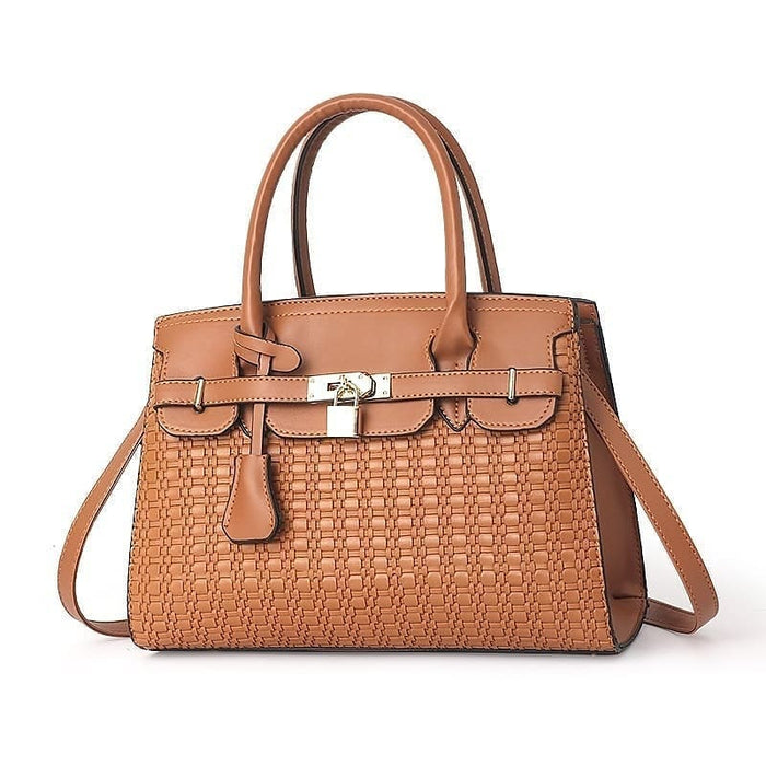 WH548 Women's Fashion Handbag - Bejewel