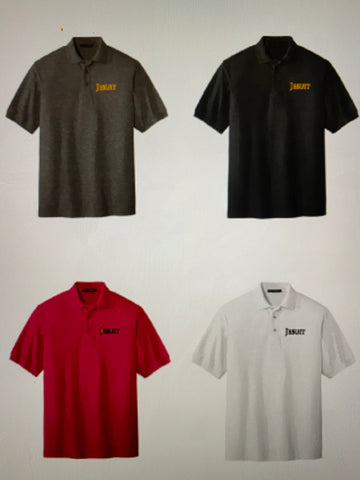 Cotton Men's Polo - (4) Colors