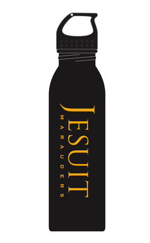 Jesuit Water Bottle - 24OZ Matte Black
