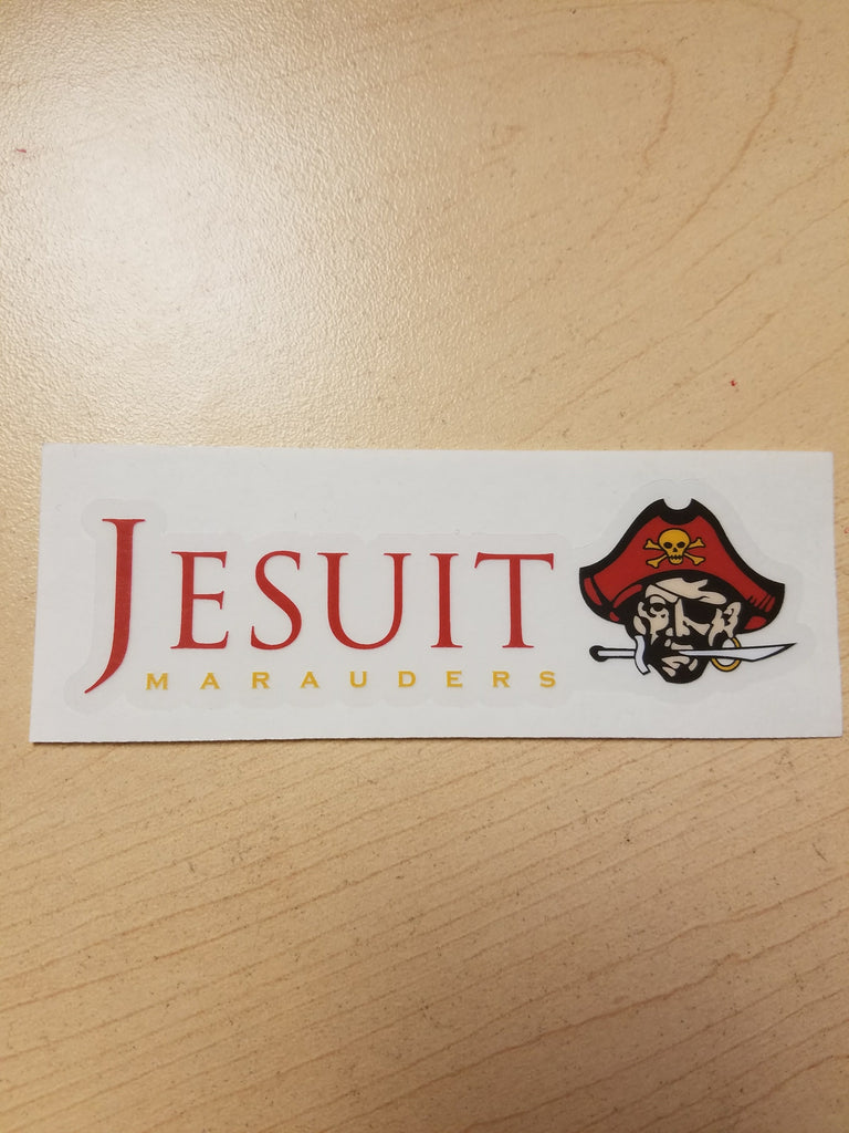 Small Marauder Sticker
