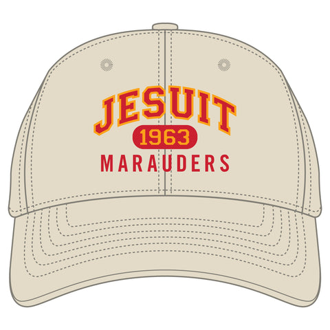 """NEW"" Classic Twill Jesuit Baseball Hat"