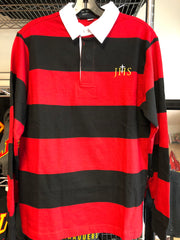 JHS Long Sleeve Rugby Polo