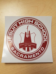 Jesuit High School Sticker