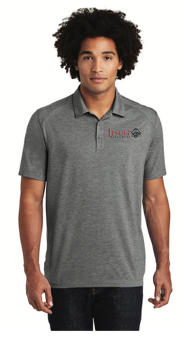 """NEW"" Polo - Sport-Tek Performance, Dark Heather Grey"