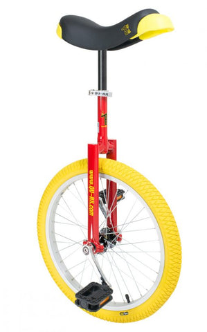 "QU-AX Luxus 20"" Unicycle (red)"
