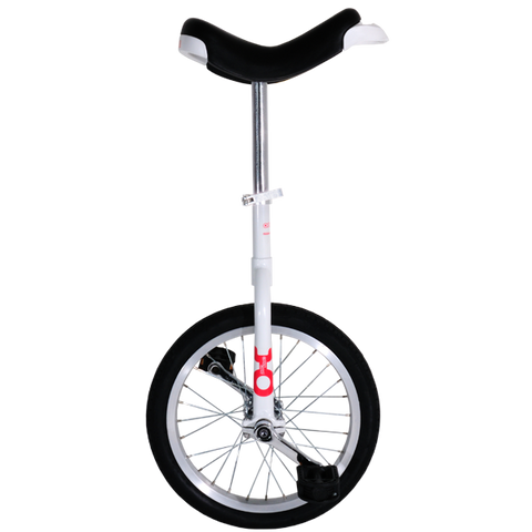"OnlyOne 16"" Unicycle (white)"