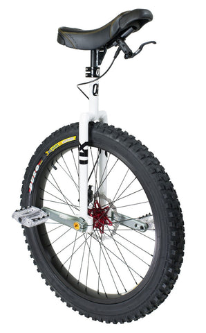 "QX Disc Muni 24"" White"