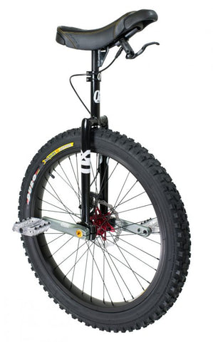 "QX Disc Muni 24"" (Black)"