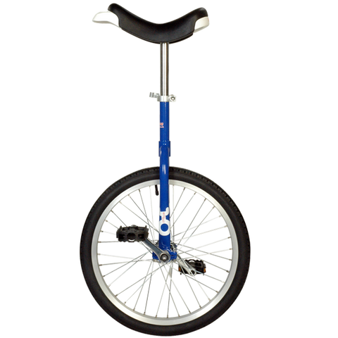 "OnlyOne 20"" Unicycle (blue)"
