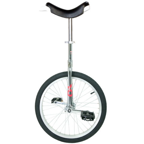 "OnlyOne 20"" Unicycle (chrome)"