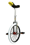 "QU-AX Profi 20"" Unicycle (ISIS/chrome)"