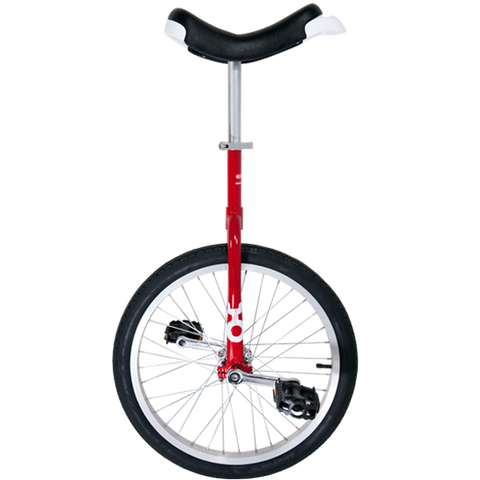 "OnlyOne 20"" Unicycle (red)"