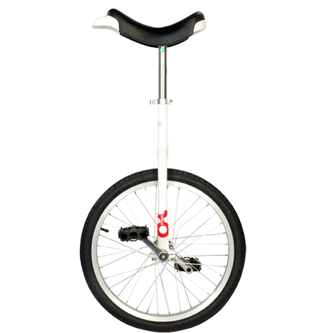 "OnlyOne 20"" Unicycle (white)"