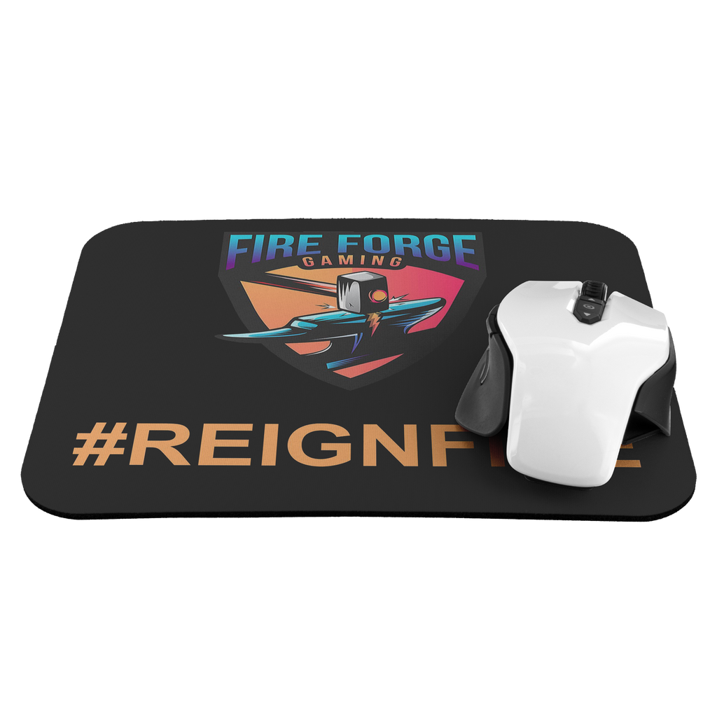 Fire Forge Gaming Mousepad