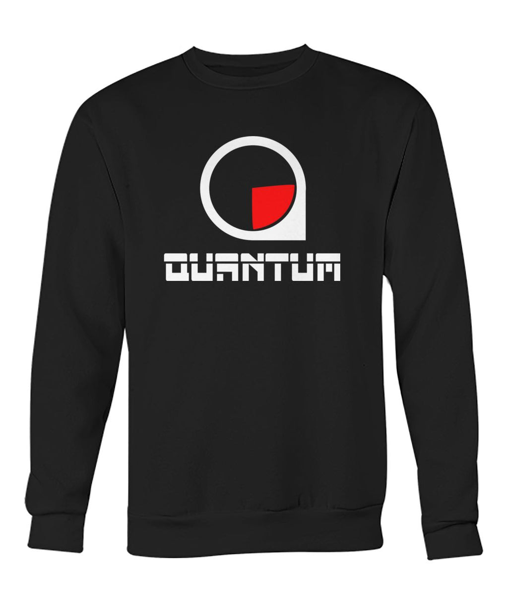 Quantum Crew Neck Sweater