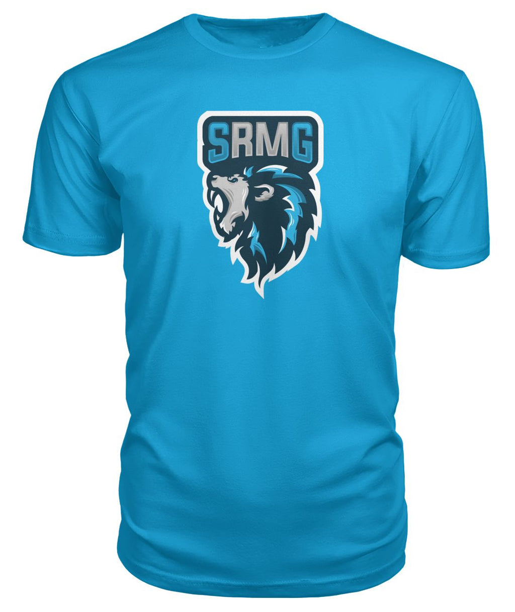 SRM Gaming Mascot Tee (5 Color Options)