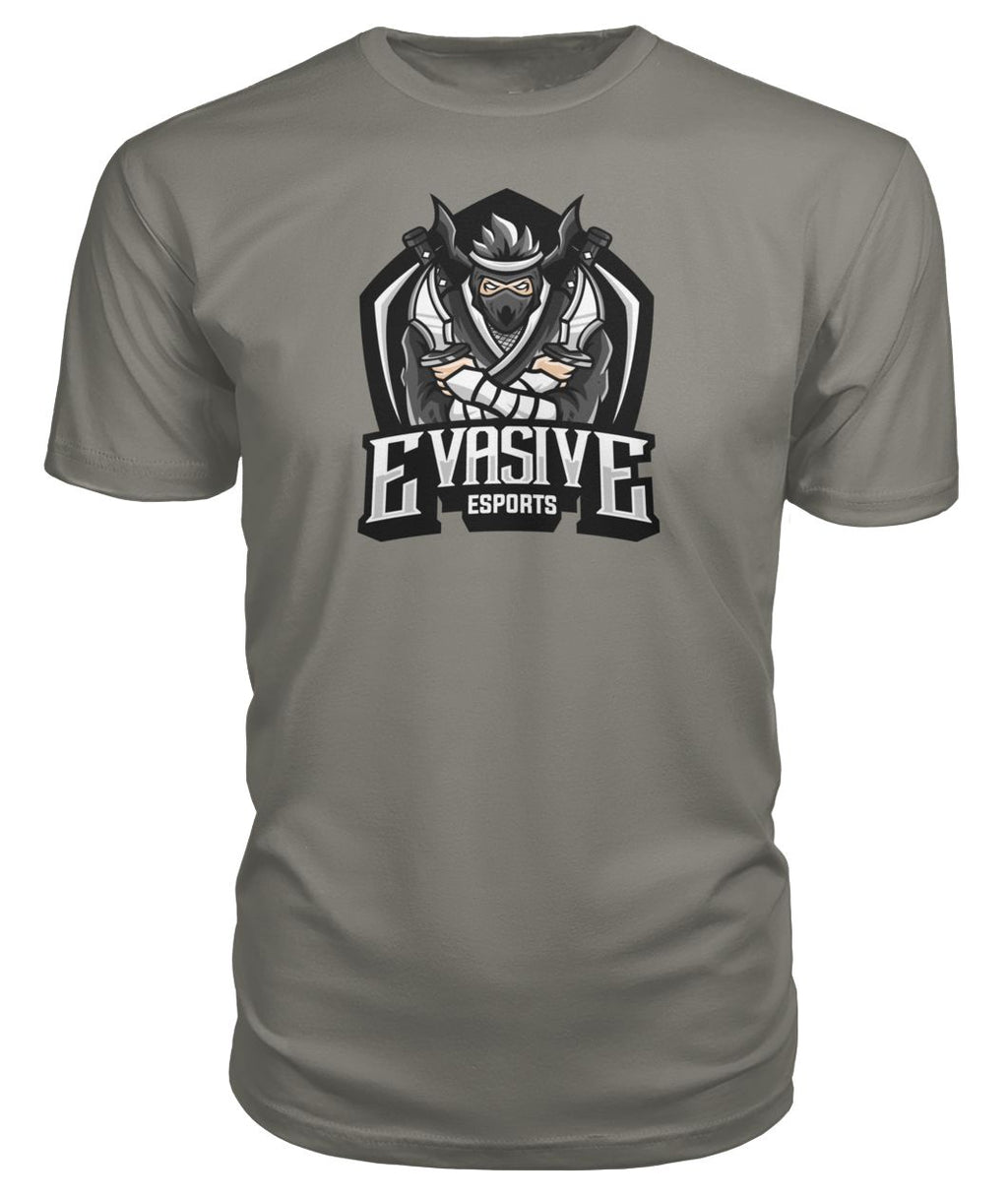 Evasive Esports Mascot Tee (3 Color Options)