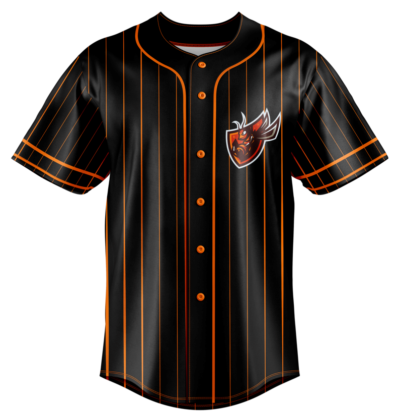 Sting Nation Baseball Jersey