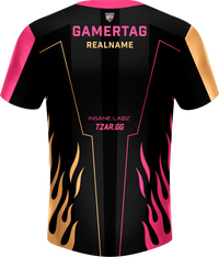 Fire Forge Gaming Short Sleeve Jersey