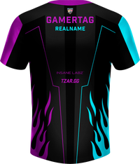 Fire Forge Gaming V2 Short Sleeve Jersey