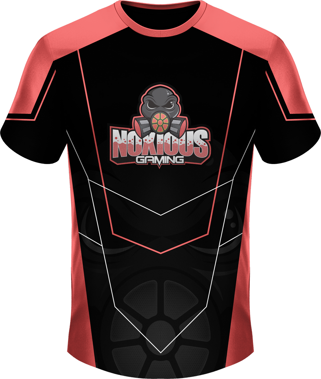 Noxious Gaming Alternate Short Sleeve Jersey