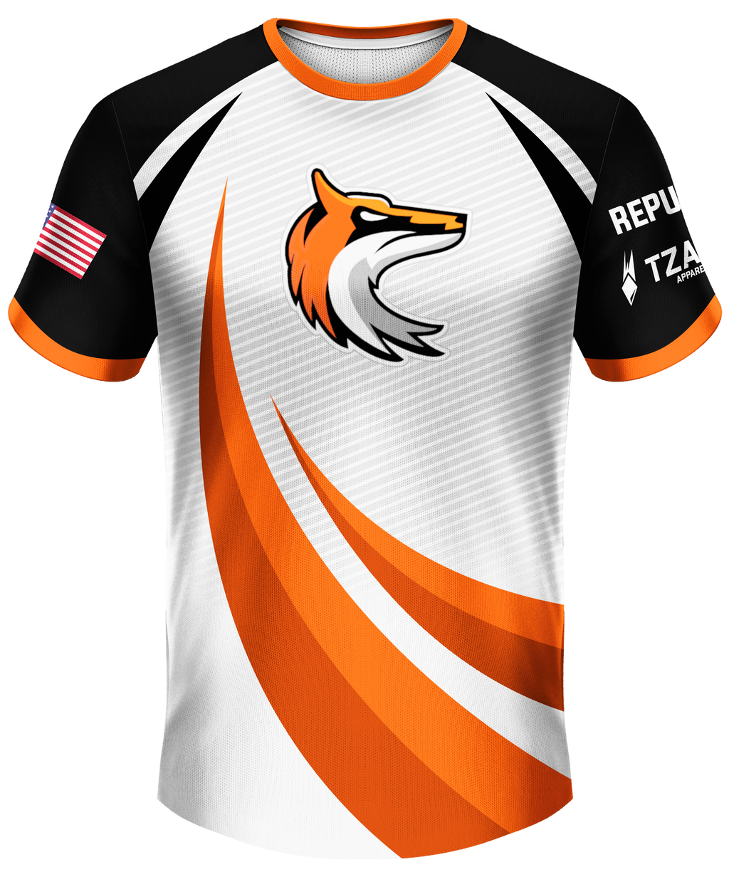 Repulse Gaming Short Sleeve Jersey