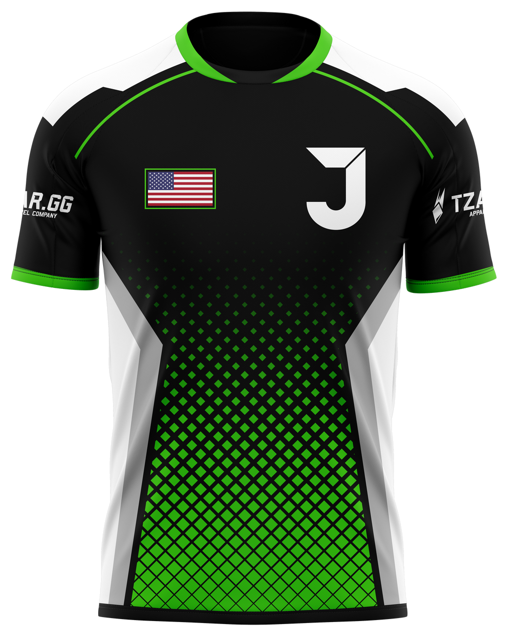 Journey Gaming Short Sleeve Jersey