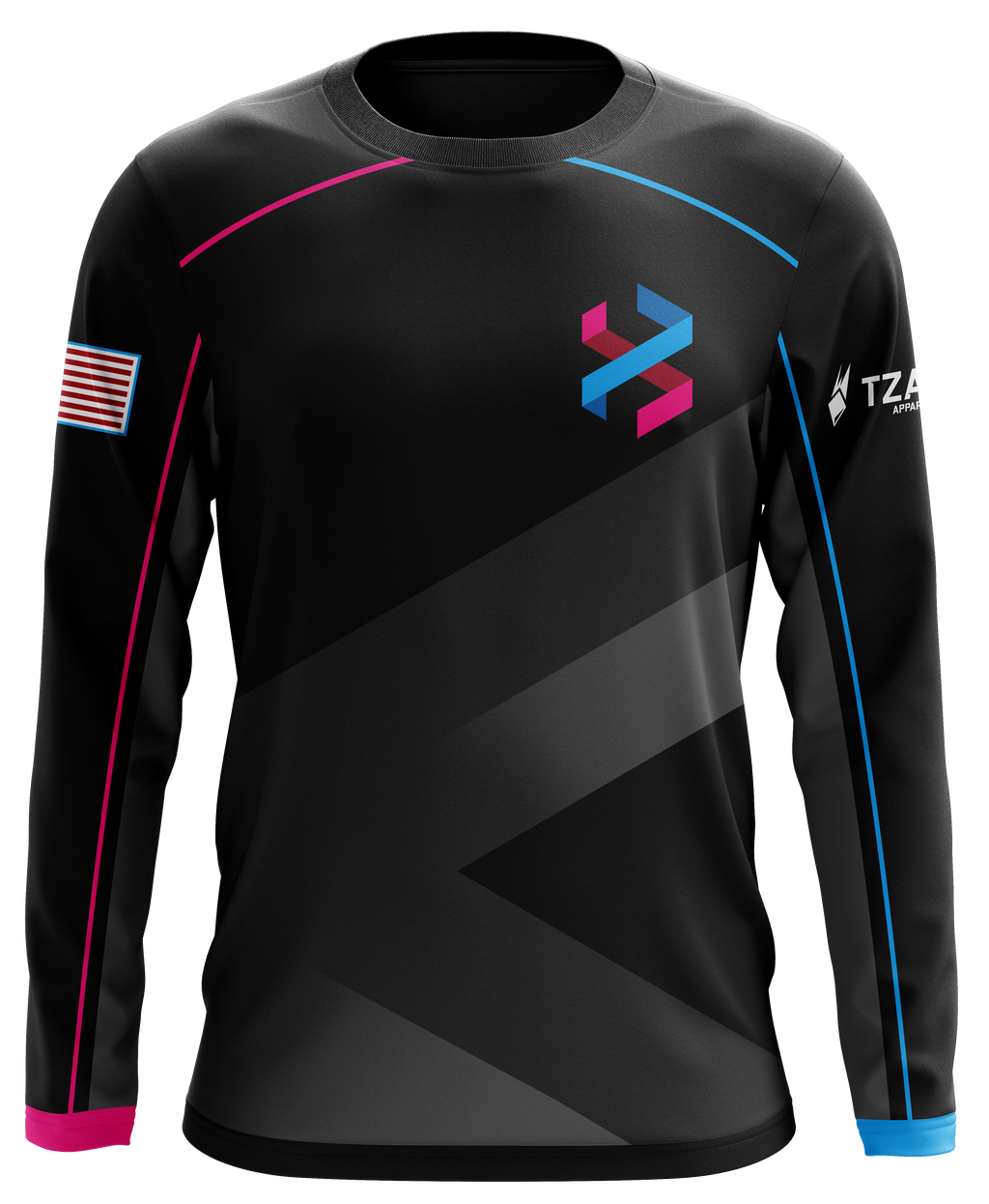 8K Esports Long Sleeve Jersey