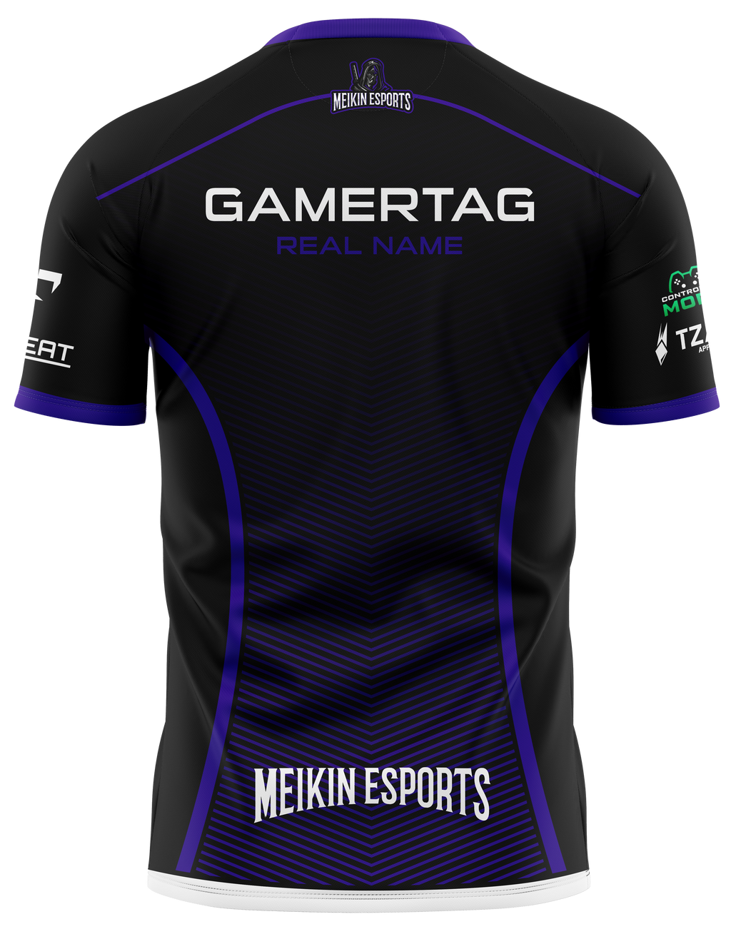 Meikin Gaming Short Sleeve Jersey