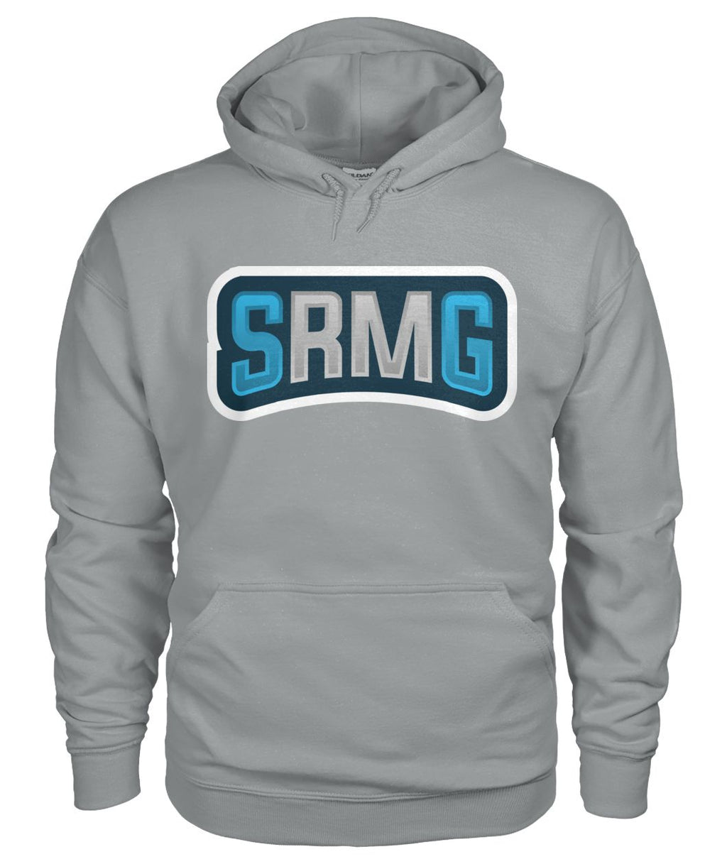 SRM Gaming Text Logo Hoodie (4 Color Options)