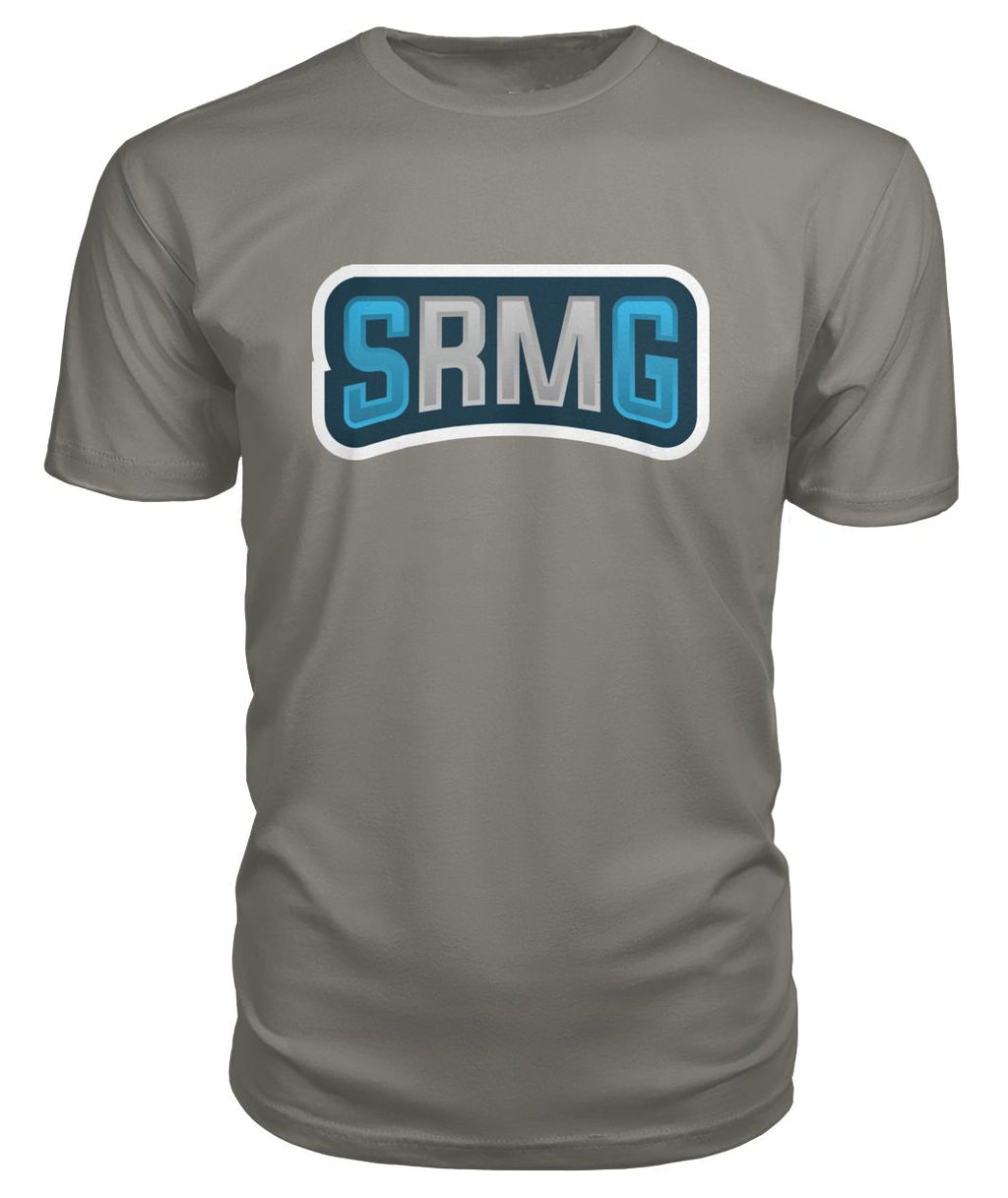 SRM Gaming Text Logo Tee (5 Color Options)