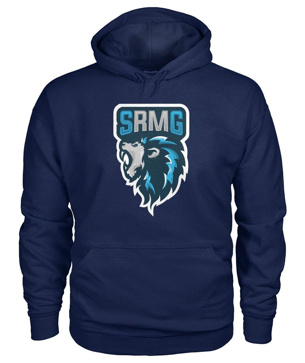 SRM Gaming Mascot Hoodie (4 Color Options)
