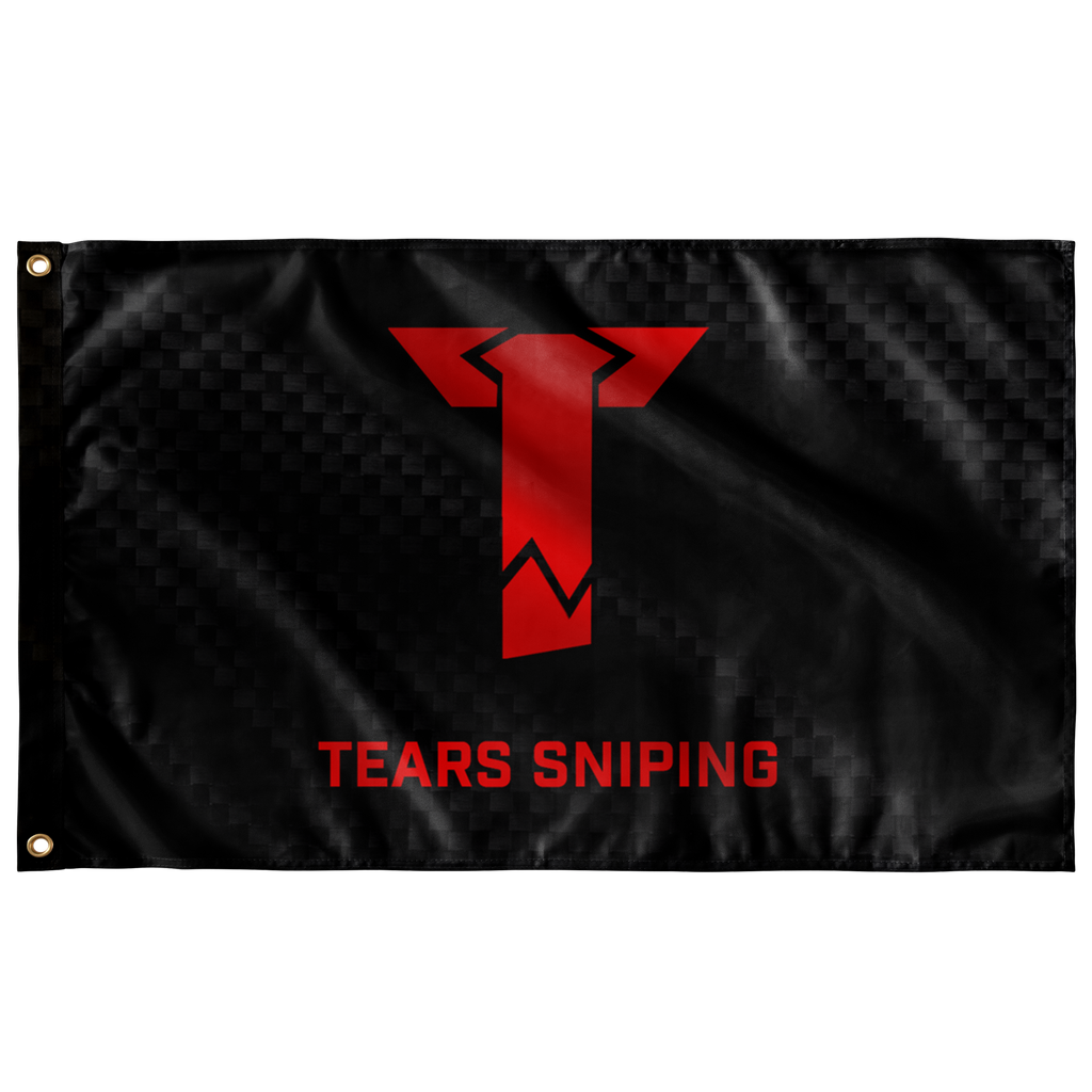 Tears Sniping Team Flag
