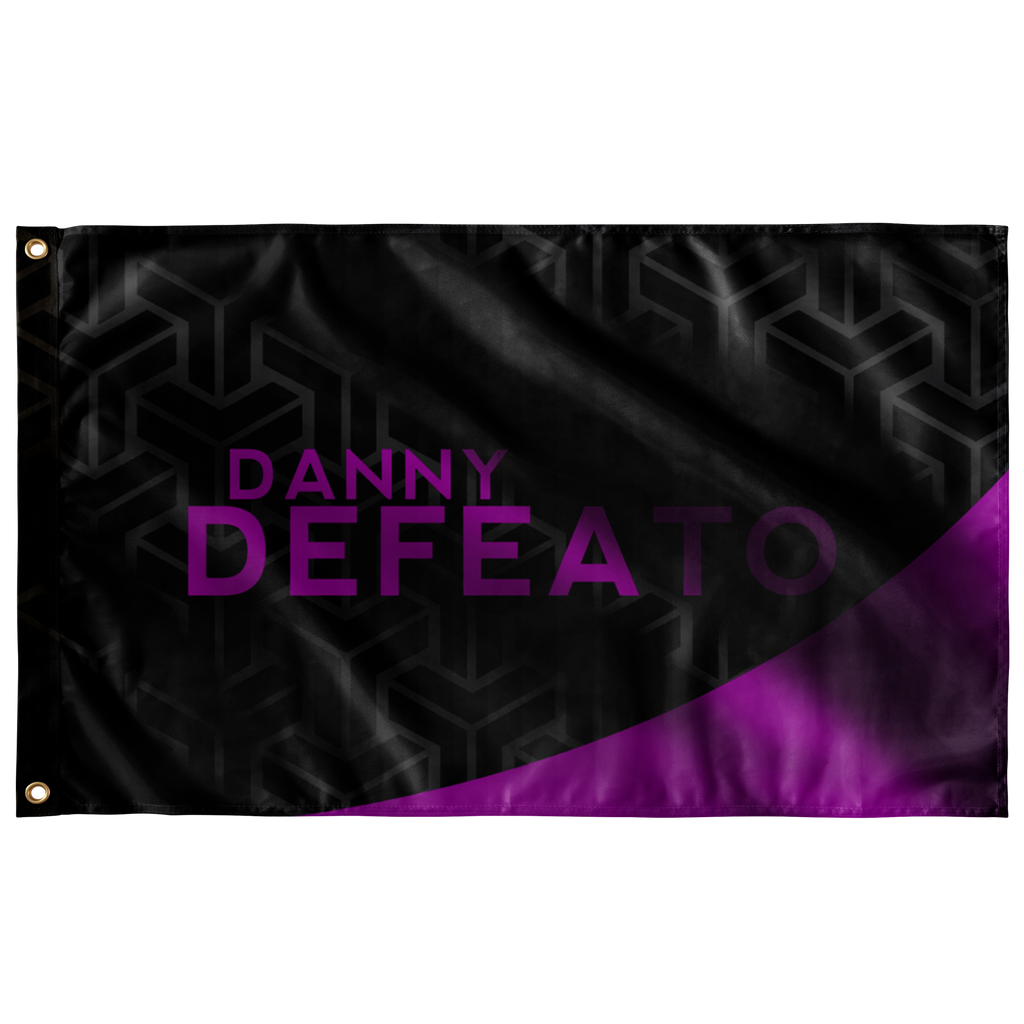 Danny Defeato eSports Team Flag